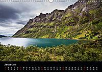 Nördliches Norwegen (Wandkalender 2019 DIN A3 quer) - Produktdetailbild 1