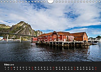 Nördliches Norwegen (Wandkalender 2019 DIN A4 quer) - Produktdetailbild 3