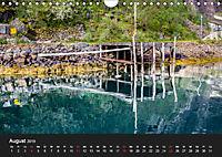 Nördliches Norwegen (Wandkalender 2019 DIN A4 quer) - Produktdetailbild 8