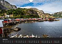 Nördliches Norwegen (Wandkalender 2019 DIN A4 quer) - Produktdetailbild 7
