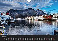 Nördliches Norwegen (Wandkalender 2019 DIN A4 quer) - Produktdetailbild 5