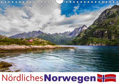 Nördliches Norwegen (Wandkalender 2019 DIN A4 quer), Daniel Philipp