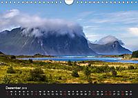 Nördliches Norwegen (Wandkalender 2019 DIN A4 quer) - Produktdetailbild 12