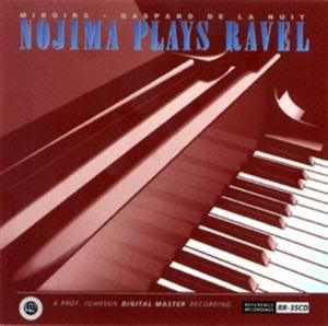 Nojima Plays Ravel, Minoru Nojima