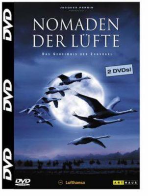Nomaden der Lüfte, 2 DVDs, Jacques Perrin, Stéphane Durand