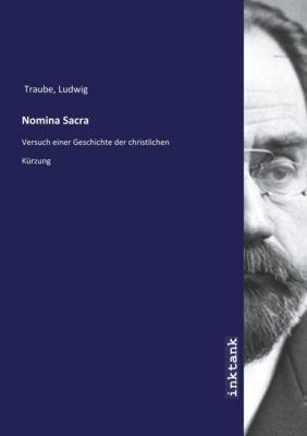 Nomina Sacra - Ludwig Traube |