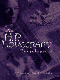 Non-Series: An H. P. Lovecraft Encyclopedia, S. T. Joshi, David Schultz
