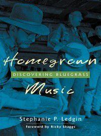 Non-Series: Homegrown Music, Stephanie Ledgin