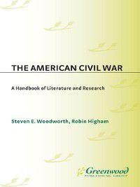 Non-Series: The American Civil War, Steven E. Woodworth