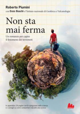 Non sta mai ferma, Roberto Piumini, Enzo Boschi