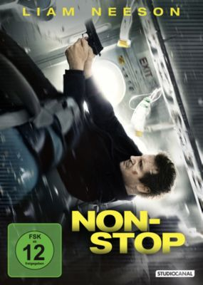 Non-Stop, John W. Richardson, Christopher Roach, Ryan Engle