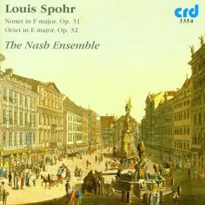 Nonett F-Dur Op.31/Oktett E-Dur Op.32, The Nash Ensemble