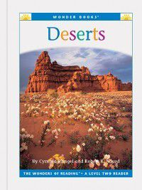 Nonfiction Readers: Level 2: Habitats: Deserts, Cynthia Klingel