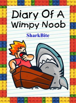 Noob's Diary: Diary Of A Wimpy Noob: SharkBite (Noob's Diary, #25), Nooby Lee