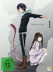 Noragami 1, N, A