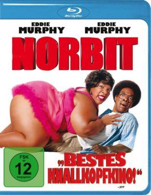Norbit, Dvd-blu Ray