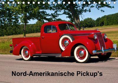 Nord-Amerikanische Pickup's (Tischkalender 2019 DIN A5 quer), Fred Heidel/Performance Image