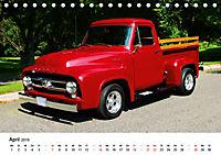 Nord-Amerikanische Pickup's (Tischkalender 2019 DIN A5 quer) - Produktdetailbild 4
