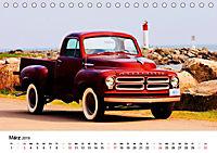 Nord-Amerikanische Pickup's (Tischkalender 2019 DIN A5 quer) - Produktdetailbild 3