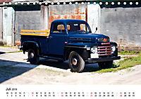 Nord-Amerikanische Pickup's (Tischkalender 2019 DIN A5 quer) - Produktdetailbild 7