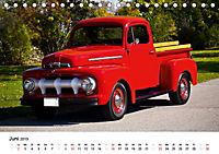 Nord-Amerikanische Pickup's (Tischkalender 2019 DIN A5 quer) - Produktdetailbild 6