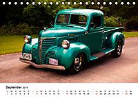 Nord-Amerikanische Pickup's (Tischkalender 2019 DIN A5 quer) - Produktdetailbild 9