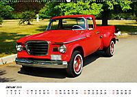 Nord-Amerikanische Pickup's (Wandkalender 2019 DIN A2 quer) - Produktdetailbild 1
