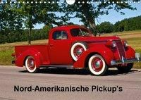 Nord-Amerikanische Pickup's (Wandkalender 2019 DIN A4 quer), Fred Heidel/Performance Image