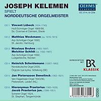 Norddeutsche Orgelmeister - Produktdetailbild 1