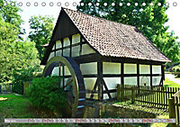 Norddeutsche Wassermühlen (Tischkalender 2019 DIN A5 quer) - Produktdetailbild 5