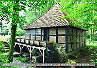 Norddeutsche Wassermühlen (Tischkalender 2019 DIN A5 quer) - Produktdetailbild 6