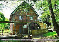 Norddeutsche Wassermühlen (Wandkalender 2019 DIN A2 quer) - Produktdetailbild 4