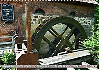 Norddeutsche Wassermühlen (Wandkalender 2019 DIN A2 quer) - Produktdetailbild 12