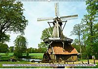 Norddeutsche Wassermühlen (Wandkalender 2019 DIN A2 quer) - Produktdetailbild 9