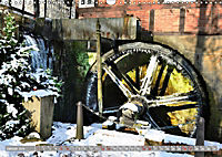 Norddeutsche Wassermühlen (Wandkalender 2019 DIN A3 quer) - Produktdetailbild 1