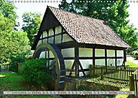 Norddeutsche Wassermühlen (Wandkalender 2019 DIN A3 quer) - Produktdetailbild 5