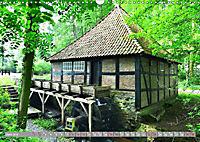 Norddeutsche Wassermühlen (Wandkalender 2019 DIN A3 quer) - Produktdetailbild 6