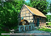 Norddeutsche Wassermühlen (Wandkalender 2019 DIN A3 quer) - Produktdetailbild 10