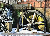 Norddeutsche Wassermühlen (Wandkalender 2019 DIN A4 quer) - Produktdetailbild 1