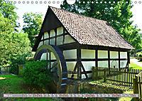 Norddeutsche Wassermühlen (Wandkalender 2019 DIN A4 quer) - Produktdetailbild 5