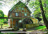 Norddeutsche Wassermühlen (Wandkalender 2019 DIN A4 quer) - Produktdetailbild 4