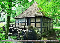 Norddeutsche Wassermühlen (Wandkalender 2019 DIN A4 quer) - Produktdetailbild 6