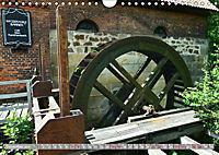 Norddeutsche Wassermühlen (Wandkalender 2019 DIN A4 quer) - Produktdetailbild 12