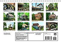 Norddeutsche Wassermühlen (Wandkalender 2019 DIN A4 quer) - Produktdetailbild 13