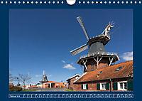 Norden-Norddeich. Maritime Orte mit Flair (Wandkalender 2019 DIN A4 quer) - Produktdetailbild 2