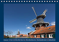 Norden-Norddeich. Maritime Orte mit Flair (Tischkalender 2019 DIN A5 quer) - Produktdetailbild 2