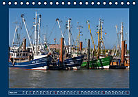 Norden-Norddeich. Maritime Orte mit Flair (Tischkalender 2019 DIN A5 quer) - Produktdetailbild 3