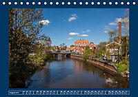 Norden-Norddeich. Maritime Orte mit Flair (Tischkalender 2019 DIN A5 quer) - Produktdetailbild 8