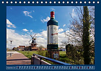 Norden-Norddeich. Maritime Orte mit Flair (Tischkalender 2019 DIN A5 quer) - Produktdetailbild 12