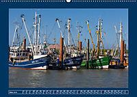 Norden-Norddeich. Maritime Orte mit Flair (Wandkalender 2019 DIN A2 quer) - Produktdetailbild 3